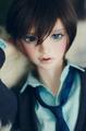 【特別受注】Seolrok 偰綠 ノーメイクヘッド Dollvie2017受注