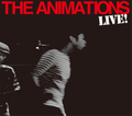 アニメーションズ / 『ANIMATIONS LIVE!』 (ROSE 145RE/CD ALBUM)