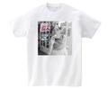 サニーデイ・サービス /Popcorn Ballads ジャケットTシャツ(T-shirt/white)