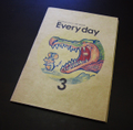 """アートブック """"Every day3"""""""