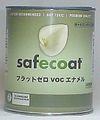 フラットゼロVOCエナメル qt缶