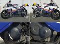 ジェイド(JADE)ホーネット250エンジンプロテクター(カーボン綾織)