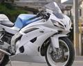 FZR250R(3LN)「R6レプリカ」フルカウル/ストリート/白ゲル