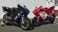 NSR50/80「1098type」フルカウル/ストリート/白ゲル
