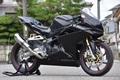 CBR250RR(MC51)フルカウル&シングルシート/レース/白ゲル