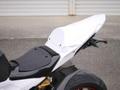 '15~ S1000RR シングルシート/レース/黒ゲル