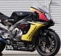 '15 YZF-R1 フルカウル/レース/黒ゲル *フルエキ用