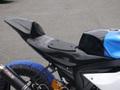 GSX-R125/150シングルシート/レース/黒ゲル