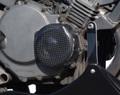 ホーネット250エンジンプロテクター(カーボン綾織)