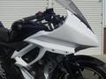 2012 YZF-R15 アッパーカウル/レース/白ゲル