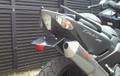 '12 T-MAX530 フェンダーレスキット/黒ゲル