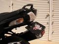 '12・'13 ZX-14R フェンダーレスキット/黒ゲル