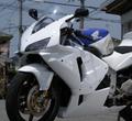 90~CBR250RR「600RR」/フルカウル「600RRヘッドライトバージョン」/白ゲル