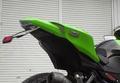 ~12 Ninja250R「type-1098」/シングルシート/白ゲル/ストリート