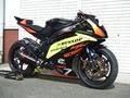 '08~'11YZF-R6 フルカウル&シングルシートセット/レース