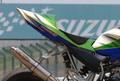 KSR110「Z1000」シングルシート/黒ゲル