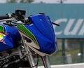 KSR110「Z1000」ビキニカウル/レース/白ゲル