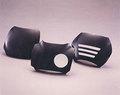 87~88NSR50/80 ライトカバー/レース/黒ゲル