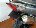 08-11 T-MAX(SJ08J) フェンダーレスキット/黒ゲル