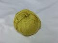 シルク30%・編み糸・イエロー