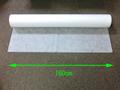 刺しゅう用水溶性シート(不織布タイプ)160cm×1メートル
