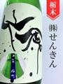 モダン仙禽「雄町」中取り無濾過原酒 1.8L