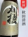 刈穂「錦風」純米 1.8L