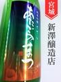 愛宕の松「ささら」純米吟醸生おりがらみ★しぼりたて★1.8L