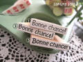 オリジナルスタンプ*Bonne chance!*全3種類