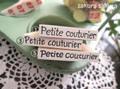 オリジナルスタンプ*Petite couturier*全3種類