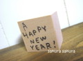 BOUS【A HAPPY NEW YEAR!*クレヨン】