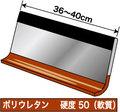 スキージ(ウレタン50、厚さ6mm)36〜40cm