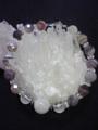 ボツアナアゲート&レインボー水晶ブレス