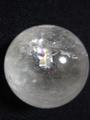 レインボー水晶 丸玉
