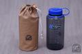 ナルゲン 広口1.0L ボトルTritan用収納袋(帆布ベージュ)