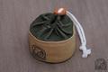 トランギア アルコールストーブ TRB25用 収納袋(帆布タイプ) ●帆布ベージュ+OD色