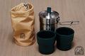 スタンレー キャンプクックセット(0.71L)用 収納袋(帆布ベージュ)