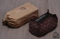 トランギア メスティンTR210用 収納袋セット 帆布外袋(ベージュ)と内袋(チョコ)