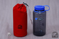 ナルゲン 広口1.0L ボトルTritan用収納袋(帆布カラーバージョン)