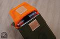 エスビット ポケットストーブ専用収納帆布ケース(OD色)