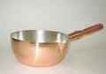 銅製 雪平鍋 21cm