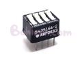 TE Connectivity|DIP スイッチ|5435166-2