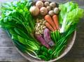 お野菜の詰め合わせ