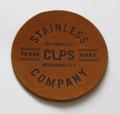 CupsCo Leather Coaster - Single