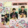 469「LOVE SWEETS」