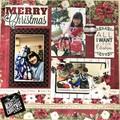505「MERRY Christmas(赤)」