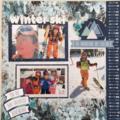 463「winter ski」