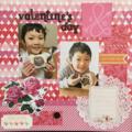 467「valentine's day」