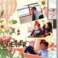201「TOGETHER」