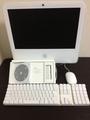 iMac 17-inch widescreen MA199J/A《アウトレット》